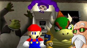 SM64 Cooking with Bowser & Mario 2!