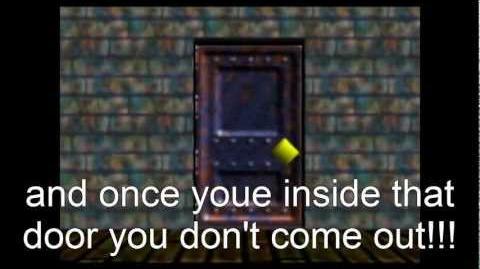 Super mario 64 bloopers the forgotten door