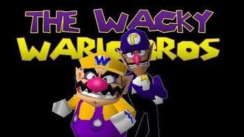 The Wacky Wario bros. the Winning Ticket