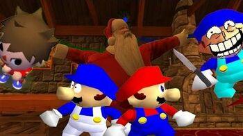 SM64 Christmas 2015 - Christmas Crazies