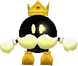 King Bob-omb Attacks