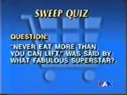 Sweep Quiz-003