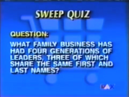 Sweep Quiz-009