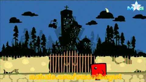 Super Meat Boy Walkthrough - The Hospital 2-1 Biohazard
