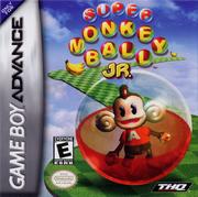 Super Monkey Ball Jr. Coverart