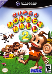 Super Monkey Ball 2 Coverart