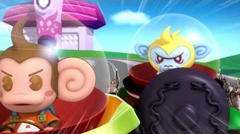 Official Super Monkey Ball 3D video game trailer - Nintendo 3DS