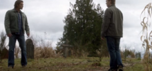 Confrontation at Stull (Michael and Lucifer) -1-