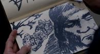 Anna's sketchbook (Samhain) 1