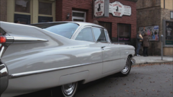 Death's Pale Horse (1959 Cadillac)