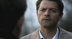 Castiel brought back as an Archangel
