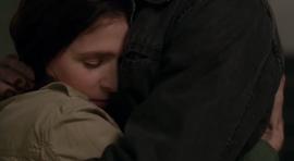 Eileen embraces Sam 1