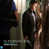 Season 9 - BTS Promotional Photo of Dean