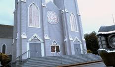John Milton's church 1