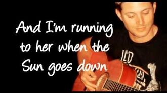 Jason Manns & Jensen Ackles - Crazy Love -lyrics-