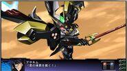 SRWZ3 天獄篇 シュロウガ All Attacks