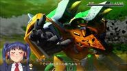 Super Robot Taisen OG Saga- Masou Kishin F Coffin Of The End- Zamzeed All Attacks