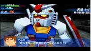 Super Robot Wars OE RX78-2 Attacks