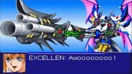 Super Robot Wars Original Generation 2 - Rein Weissritter All Attacks
