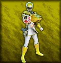 Super Gosei Yellow