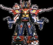 RPM Ultrazord & EngineOh G12