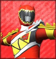 Kyoryu Red Gaburu Armed On