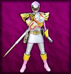 Super Gosei Pink