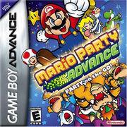Mario Party Advance Box
