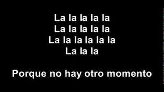 Shakira - La La La (Spanish Version) FIFA WORLDCUP BRAZIL 2014 Lyric Video