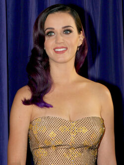 Katy Perry 5, 2012