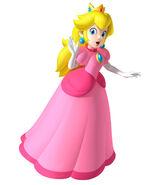 Mario Party 8 - Princess Peach