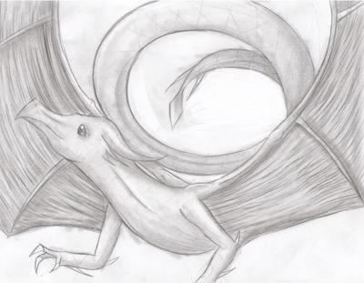 Dragon Drawing2