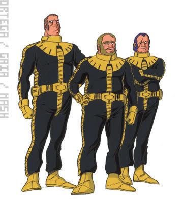 Black Tri-Stars image
