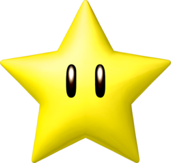 Star - Mario Kart Wii