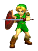 Young Link (Chaos Universe)