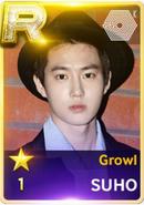 Growl Suho R