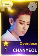 Overdose Chanyeol
