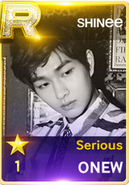 Serious Onew
