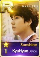 Kyu Sunshine D