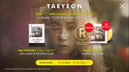 Taeyeon I Event