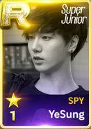 Yesung SPY R