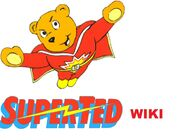 SuperTed Wiki Title