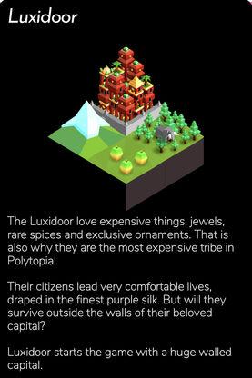 Luxidoor