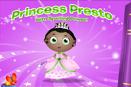 Princess Presto PBSKIDS Site