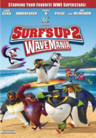 Surf's Up 2 WaveMania DVD cover