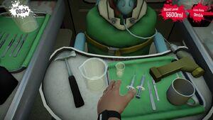 Brain Middle Ambulance