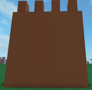 Palisade Wall