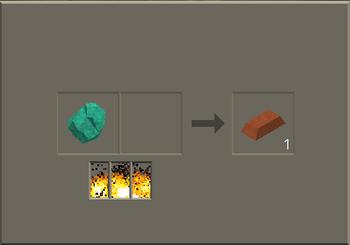 Copper Ingot 1