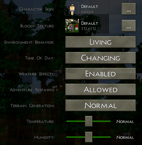 File:Creative Options screen.png