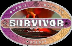 Survivor Tavurvur Volcano